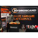 Hydroscand ställer ut på EuroExpo i Borlänge