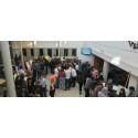 Avslutning på Erasmus+ konferensen på Nacka gymnasium