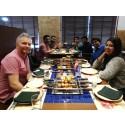 Att arbeta offshore med Indien