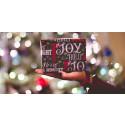 Glädjen i att ge