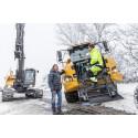 Swecon serviceavtal - trygghet för Ängö Schakt
