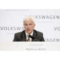 Matthias Müller ny VD för Volkswagen-koncernen
