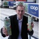100 trailere med juice fra Røra gir rekord