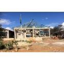 Bygger sjukhus i Tanzania