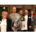 Årets uppstickare i Partille 2018 – ett helgjutet företag