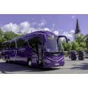 Nya bussar utrustas med den senaste säkerhetstekniken
