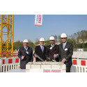 STRABAG AG lays cornerstone for new company headquarters in Cologne