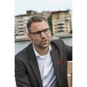 Edvard Molitor, Environmental Manager at Gothenburg Port Authority.
