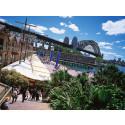 Flygresor till Australien ökar mest i december