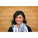 Laila Ladhani, forskare på avdelningen för mikro- och nanosystem vid KTH. Foto: Peter Ardell.
