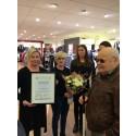 Nytt pris för tillgänglighet och bemötande delas ut i Lidköping