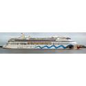 Kryssningsrekord i sikte och premiär för Aida Cruises till Helsingborg