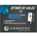 Vibrations- & tilstandsovervågning af pumper med SIHI-detect fra Armatec