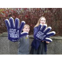 Ripley St Thomas pupils give a hand on World Stroke Day
