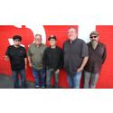 Legendariska gruppen Los Lobos åter till Gävle Konserthus
