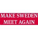 Inför Volontärdagen 5 dec: ÖppnaDörren på turné i Sverige