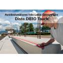 Leica Disto D810 Touch Avståndsmätare