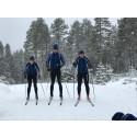 Bluewater sports team skis for plastic free oceans at  Sweden's 90k Vasaloppet, world's toughest cross country ski race
