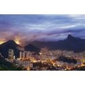 VM i sommar gör Brasilien till toppdestination