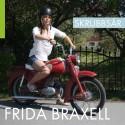 """Sommarturné och sommarsingeln""""Skrubbsår"""" för albumaktuella Frida Braxell!"""