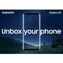 3 starter salg af de nye Samsung Galaxy S8/S8+ modeller