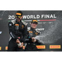Simon Larsson Race 2 victory in World Final