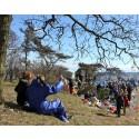 Påskelørdag på Ærø - årets måske vigtigste helligdag.