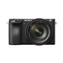 Sony julkistaa uuden α6500-kameran monipuolisilla toiminnallisuuksilla