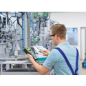Mobila termotransferskrivare för märkning direkt vid applikation