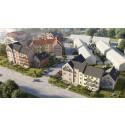 Stort intresse inför säljstart av nybyggda lägenheter i Viken
