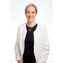 Lina Norström, kontraktchef Implenia Construction GmbH, går ledarskapsprogrammet Ung Ledare 2016 / 2017
