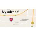 Ny besöksadress för huvudkontoret i Örebro