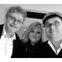 Samtale og musikalske smagsprøver: Anders, Benjamin og Marie Carmen Koppel i musikalsk familietræf