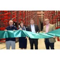 Arla Foods UK opens new storage and maturation facility for its award winning cheese