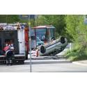 Weniger Verkehrsunfälle, mehr Verletzte, acht Verkehrstote