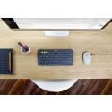 Skapa och kommunicera på alla plattformar med Logitechs nya Bluetooth-keyboard och mus