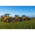 Swecon skräddarsyr lantbruksanpassade hjullastare från Volvo