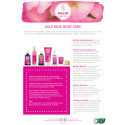 Samlingsblad Wild Rose Body Care