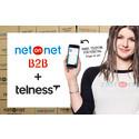 NetOnNet inleder samarbete med telekomspecialisten, Telness