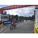 Siggerud, Johannessen, Gustafzzon og Evensen-Lie tok seieren i NC10 Rundbane XCO Son Bike Day