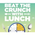 BEAT THE CRUNCH WITH LUNCH AT CLARKE QUAY