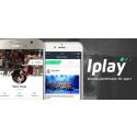 Partille Cup och Iplay Sport i samarbete