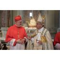 Nu har biskop Anders blivit kardinal Arborelius