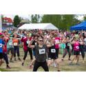 Välgörenhet och motion, en oslagbar kombo
