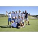 Skandia JSM Klubblag i golf