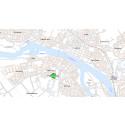 Planering för 300 lägenheter på Väst-Teg