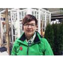 Elisabeth Vallrud, trädgårdslärare på Forslundagymnasiet