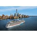 Norwegian Breakaway -aluksen Bahaman risteily alkaa New Yorkin Manhattanilta