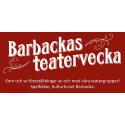 Teatervecka på Kulturhuset Barbacka - amatörteatern utvecklas!