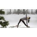 Så blir du en bättre skidåkare med yoga